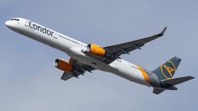 A picture of DABOK - Boeing 757330 - Condor - © TJDarmstadt
