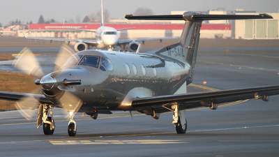 M-SAIL - Pilatus PC-12/47E - Private