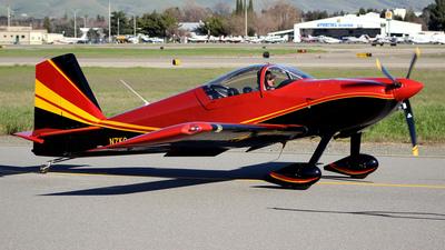 N7KQ - Vans RV-7 - Private