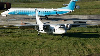 SP-LTA - Antonov An-24RV - LOT Polish Airlines