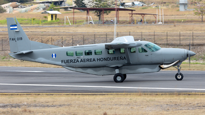FAH-019 - Cessna 208B Grand Caravan EX - Honduras - Air Force