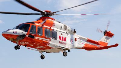 VH-XIB - Agusta-Westland AW-139 - Northern Region Helicopter Rescue Service