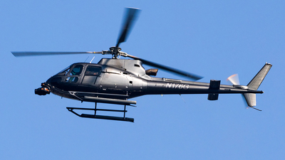 N176G - Eurocopter AS 350B3 Ecureuil - Private