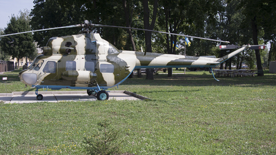 81 - PZL-Swidnik Mi-2 Hoplite - Ukraine - Air Force