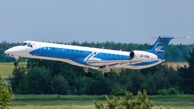 UR-DPB - Embraer ERJ-145LR - Wind Rose Aviation