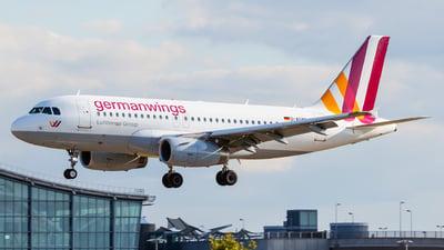 D-AGWS - Airbus A319-114 - Germanwings