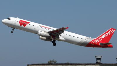 VP-BER - Airbus A321-231 - Red Wings