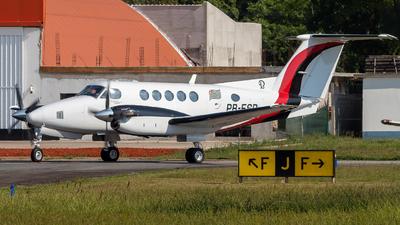 PR-ESP - Beechcraft B200GT Super King Air - Brazil - Military Police of São Paulo State