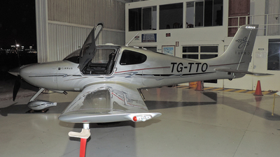 TG-TTO - Cirrus SR22-GTS Turbo - Private