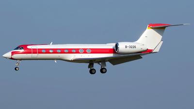 B-3226 - Gulfstream G550 - Private
