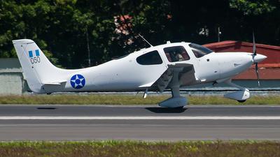 050 - Cirrus SR22 - Guatemala - Air Force