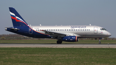 RA-89106 - Sukhoi Superjet 100-95B - Aeroflot