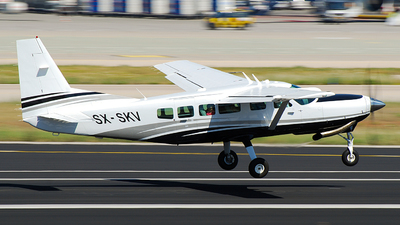 SX-SKV - Cessna 208 Caravan - Private