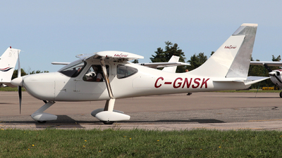 C-GNSK - Stoddard-Hamilton Glastar - Private