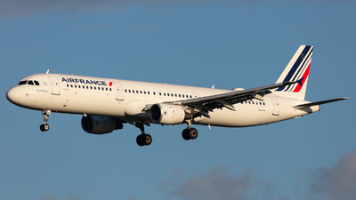 A picture of FGTAS - Airbus A321212 - Air France - © kevin.hackert