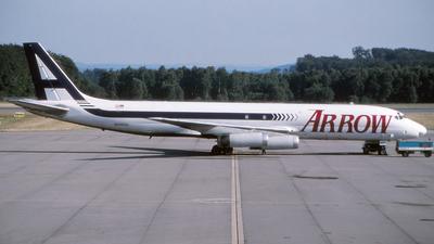 N8968U - Douglas DC-8-62H(F) - Arrow Air
