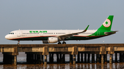 B-16222 - Airbus A321-211 - Eva Air