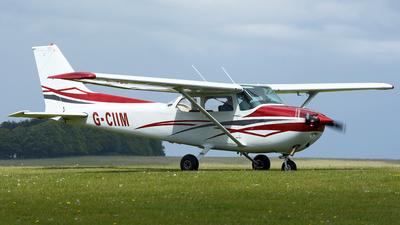 G-CIIM - Reims-Cessna F172N Skyhawk - Private