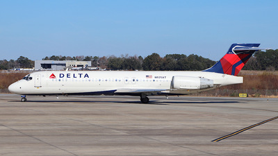 A picture of N925AT - Boeing 717231 - Delta Air Lines - © CHS Spotting