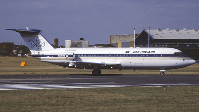 N650DH - British Aircraft Corporation BAC 1-11 Series 401AK - Private