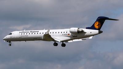 D-ACPO - Bombardier CRJ-701ER - Lufthansa Regional (CityLine)