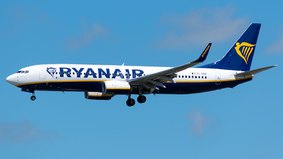 EI-GSB - Boeing 737-8AS - Ryanair