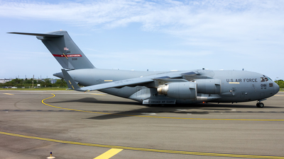 00-0181 - Boeing C-17A Globemaster III - United States - US Air Force (USAF)