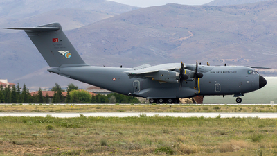 13-0009 - Airbus A400M - Turkey - Air Force