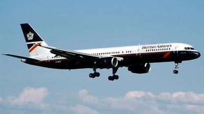 G-BIKI - Boeing 757-236 - British Airways