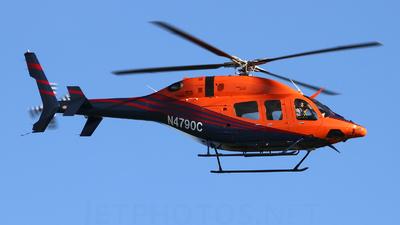 A picture of N4790C - Bell 429 GlobalRanger - [57101] - © Angel Natal