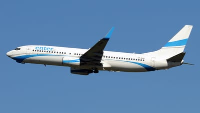 SP-ENY - Boeing 737-86N - Enter Air