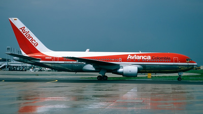 N985AN - Boeing 767-259(ER) - Avianca