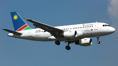 V5-ANM - Airbus A319-112 - Air Namibia