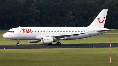 YL-LCT - Airbus A320-214 - TUI (Smartlynx Airlines)