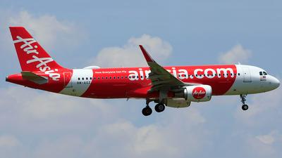 9M-AGZ - Airbus A320-216 - AirAsia