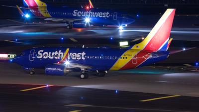 N7709A - Boeing 737-76N - Southwest Airlines