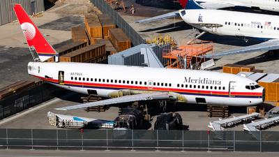 A picture of N579UA - Boeing 73773V - [32422] - © Alex Crail