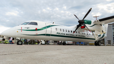 PNC-0248 - Bombardier Dash 8-Q311 - Colombia - Police