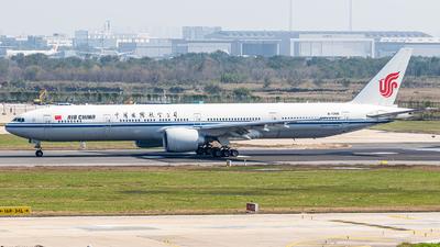 B-1266 - Boeing 777-39LER - Air China