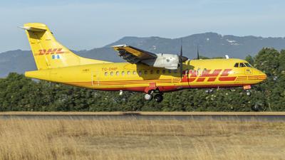 A picture of TGDHP - ATR 42312 - DHL - © chalymtz