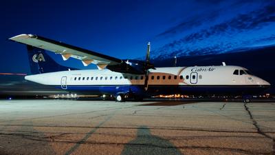 C-FJCQ - ATR 72-202 - Calm Air