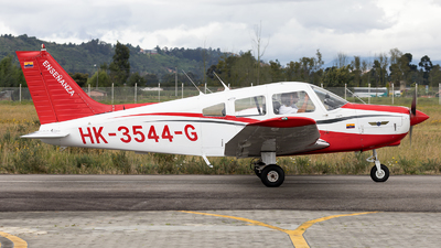 HK-3544-G - Piper PA-28-161 Warrior II - Aero Club - Colombia