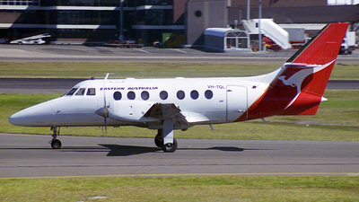 VH-TQL - British Aerospace Jetstream 31 - Eastern Australia Airlines