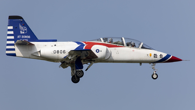 0806 - AIDC AT-3 Tzu Chiang - Taiwan - Air Force