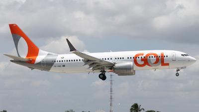 PR-XMC - Boeing 737-8 MAX - GOL Linhas Aéreas