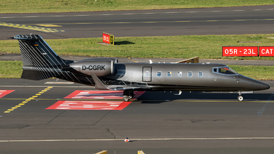 D-CGRK - Bombardier Learjet 60 - Private