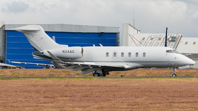 N24AC - Bombardier BD-100-1A10 Challenger 350 - Private