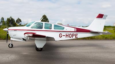 A picture of GHOPE - Beech F33A Bonanza - [CE805] - © Carlos Miguel Seabra