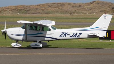 A picture of ZKJAZ - Cessna 172N Skyhawk - Air Arabia Abu Dhabi - © Jordan Elvy