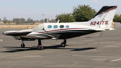 A picture of N241TS - Cessna 421B - [421B0110] - © Jeroen Stroes